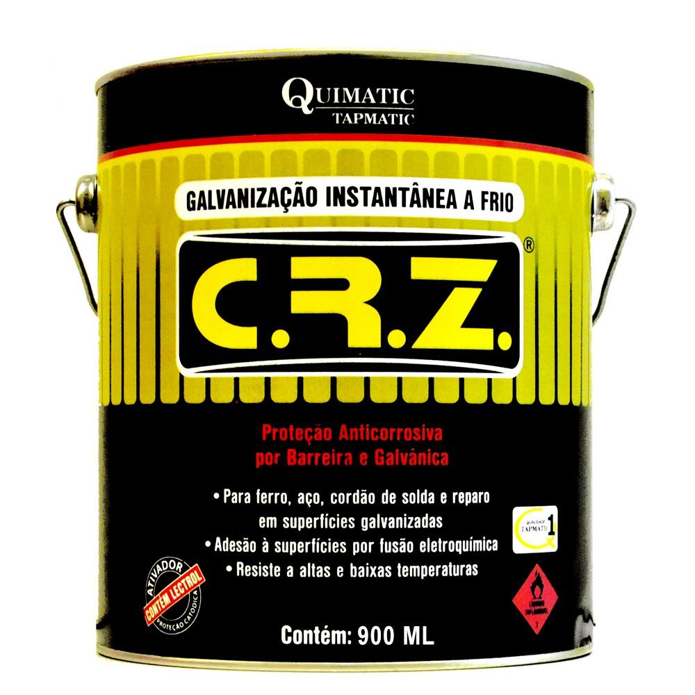 C.R.Z. Galvanização a Frio Quimatic  900 ml