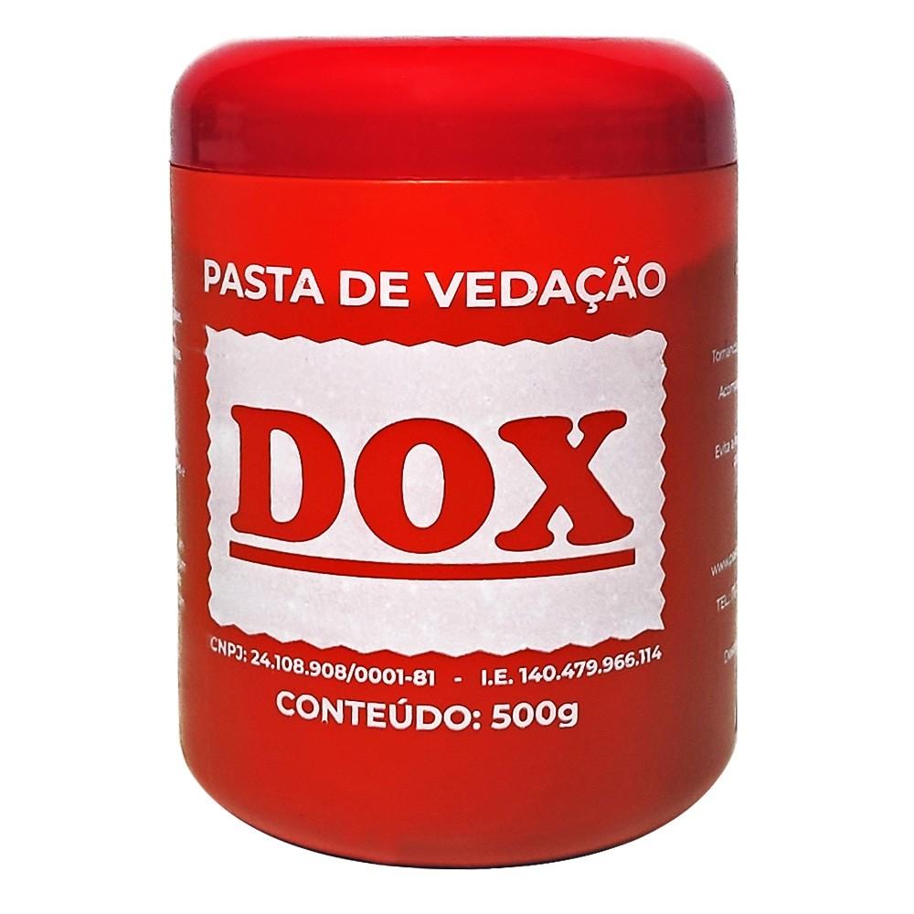 Pasta Veda Rosca DOX - 500 Gramas