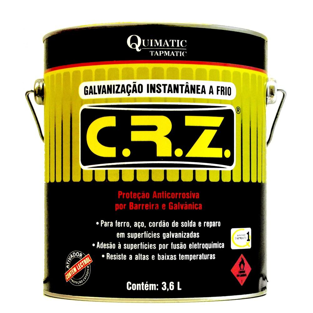 C.R.Z. Galvanização a Frio Quimatic 3,6 litros