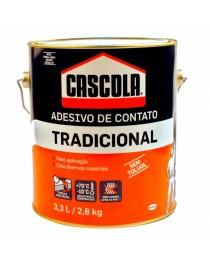 Cola Cascola Tradicional - 2.8 kg