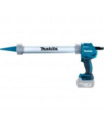 Aplicador de Silicone a Bateria Makita 18 Volts  DCG180ZB - Pistola de Calafetagem
