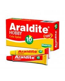 Cola epóxi Araldite - Hobby - 10min