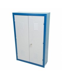 Armário para Ferramentas em Chapa de Aço com 03 gavetas e porta ferramentas - Fercar N12