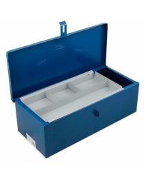 Caixa de Ferramentas Baú com Estojo  36X16X12 cm Fercar