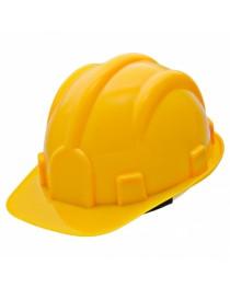 Capacete de Segurança Amarelo Classe AB Pro Safety