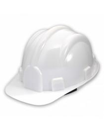 Capacete de Segurança Branco Classe AB Pro Safety