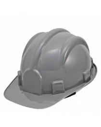 Capacete de Segurança Cinza Classe AB Pro Safety