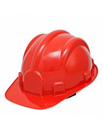 Capacete de Segurança Vermelho Classe AB Pro Safety