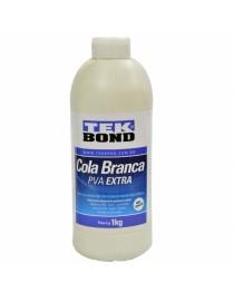 Cola PVA Branca para Madeira Tekbond - 1 kg