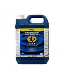 Desengraxante Alcalino de Alto Impacto Quimatic ED SOLV - 5 Litros