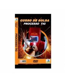 DVD Curso de Solda - Processo TIG ArcLine