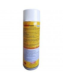 Espuma Expansiva de Poliuretano em Spray CIBRAFoam 500 ml 340 grs