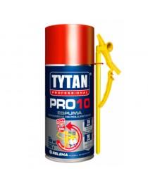 Espuma Expansiva de Poliuretano em Spray Tytan Pro10 Ergo - 300 ml