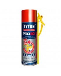 Espuma Expansiva de Poliuretano em Spray Tytan Pro 30 Ergo - 500 ml