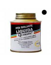 Fita Isolante Líquida Quimatic Preta 3,6 litros