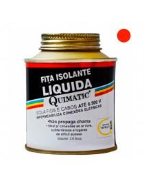Fita Isolante Líquida Vermelha Quimatic 3,6 litros