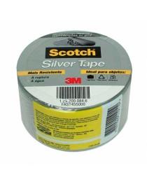 Fita Silver Tape Scotch 3 M 48 x 50