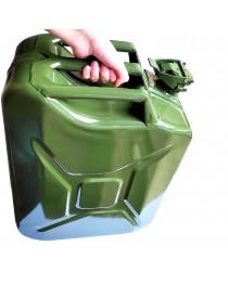 Galão de Metal para Gasolina e Diesel 20 litros Bremen