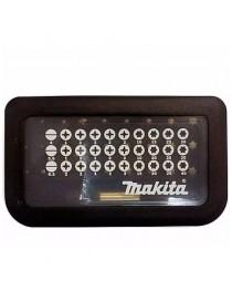 Jogo de Pontas Bits para Parafusadeira Makita com 31 Peças Fenda Phillips Torx D3067 Compre com o menor preço e entrega rapida!