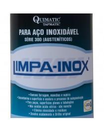 Limpa Inox Industrial Quimatic Tapmatic1 litro