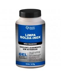 Gel Decapante Limpa-Solda-Inox Não Mancha Quimatic Tapmatic 3,4 Kg