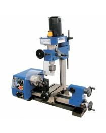 Máquina Multifuncional - Micro Torno - Furadeira - Micro Fresadora - MR-2001