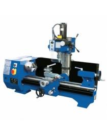 Máquina Multifuncional - Torno - Furadeira Fresadora - MR-2005