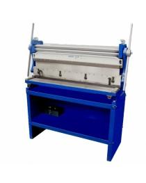 Máquina Universal para Trabalhar Chapas ( Calandra+Guilhotina+Viradeira) - MR-3000