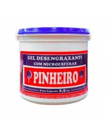 Pasta Gel Pinheiro 2,5Kg
