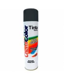 Tinta Spray - Grafite - 400ml / 250g