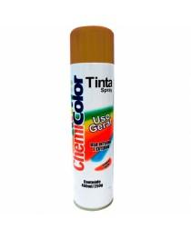 Tinta Spray - Ouro/Dourado - 400ml / 250g