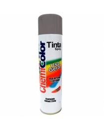 Tinta Spray - Prata - 400ml / 250g
